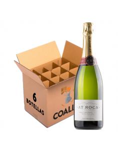 Caja de 6 botellas AT Roca...